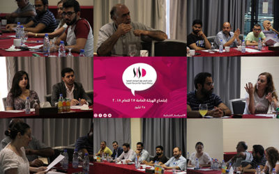 """""""Advocating the implementation of the National Youth Policy"""", in partnership with the National Council of Swedish Youth Organizations (LSU)"""